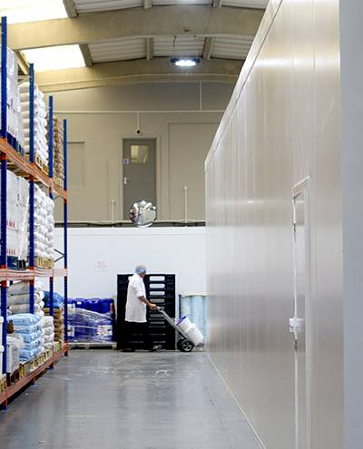 clean warehouse commercial pest control