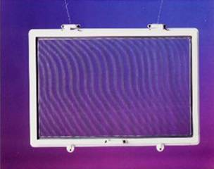 Hinged Fly Screens